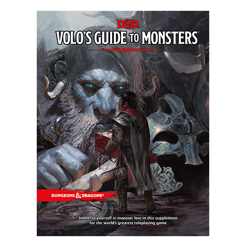 Dungeons & Dragons Volos Almanach der Monster